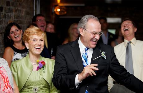 Танцы родителей жениха и невесты