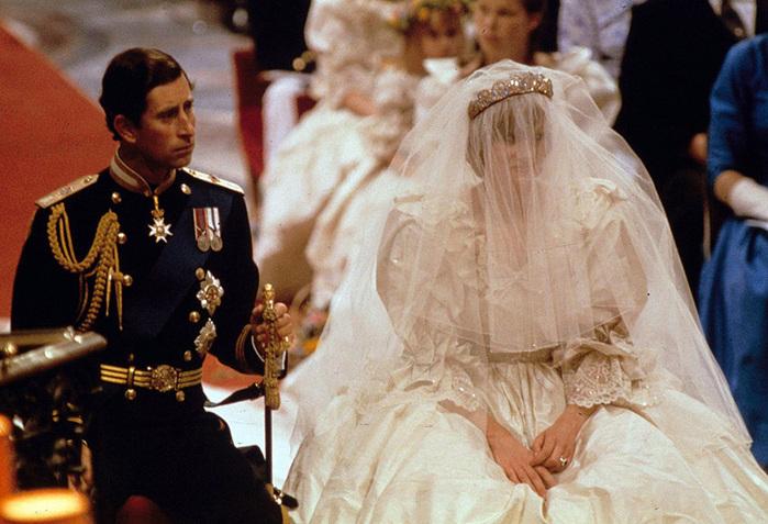Платье диана свадьба