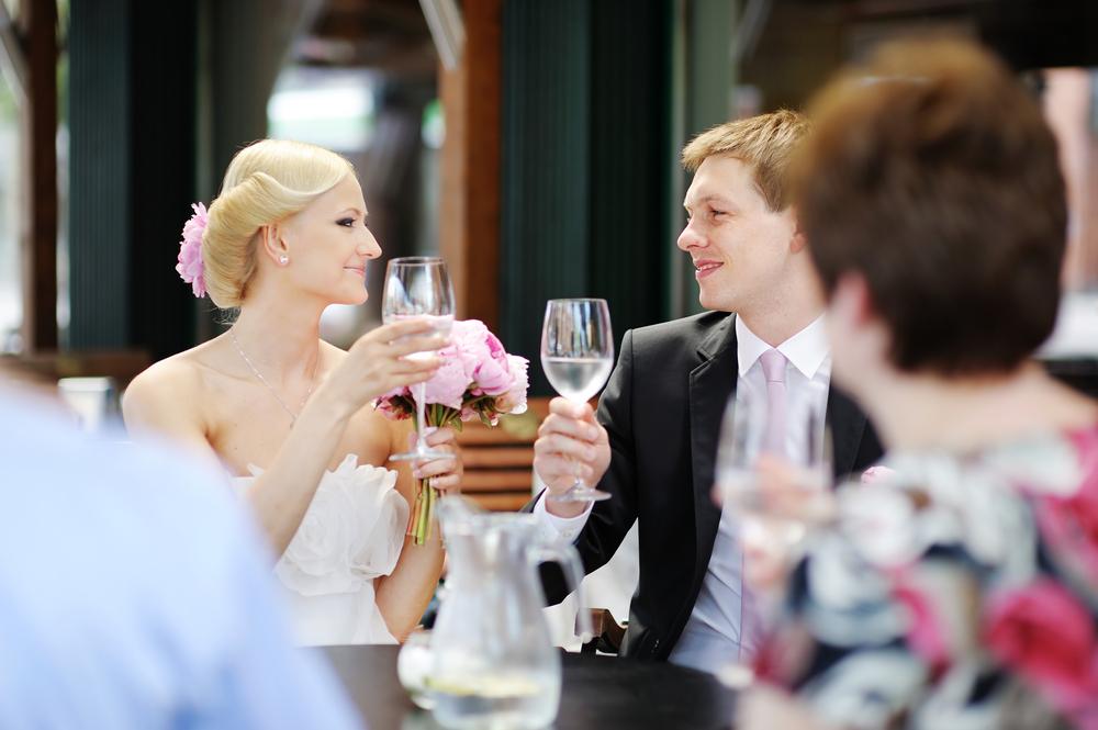 Тост за жениха на свадьбе
