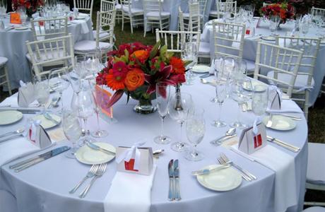 Традиционный свадебный банкет
