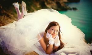 Три составляющих образа невесты