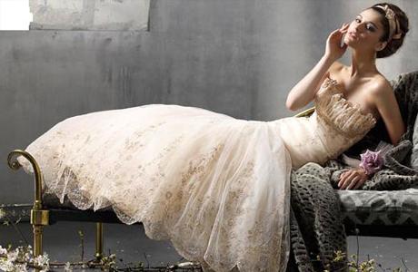 Твое свадебное платье с вышивкой