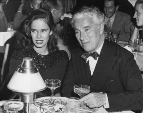 Уна и Чарлии Чаплин