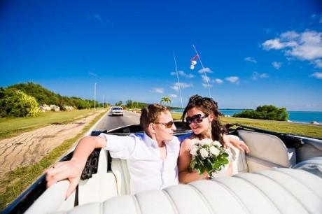 В свадебное путешествие