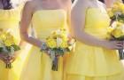Желая свадьба для невесты-весны
