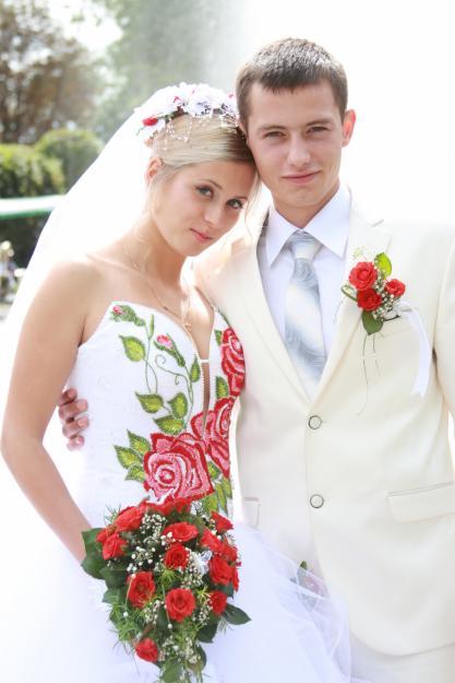 Свадебные платья украинских невест