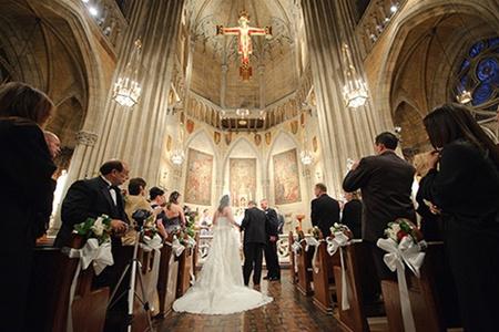 Свадебные авто - жених и невеста порознь