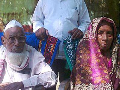 Индиец женился в 120 лет