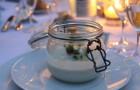 Зимнее свадебное меню, крем-суп