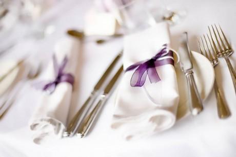 Зимний свадебный декор