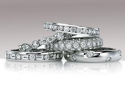 Кольца фирмы Tiffany & Co