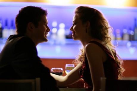 Хорошее настроение во время свидания