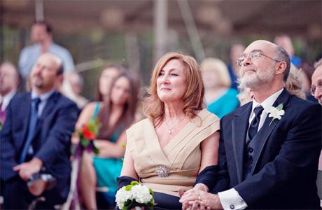 Как одеться маме невесты на свадьбу