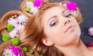 Как выбрать цветы для прически невесты