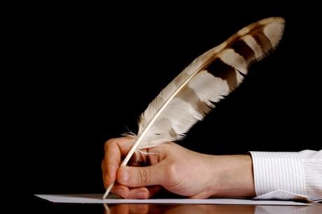 Как женить на себе писателя