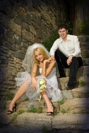Какой может быть свадебная фотосессия