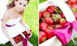 Клубничная невеста