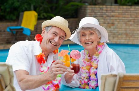 Поздравление с днём свадьбы от бабушки и дедушки