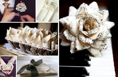 Музыкальные нотки в твоей свадьбе