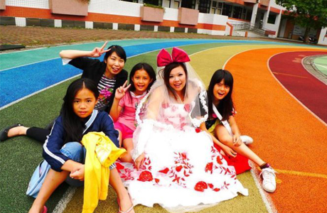 Неофициальная свадьба Чен