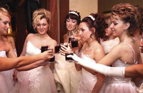 За невесту!