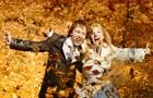 Осенний свадебный фотосет