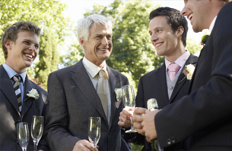 Тост за отца невесты