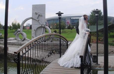Свадебная фотосессия в Донецке