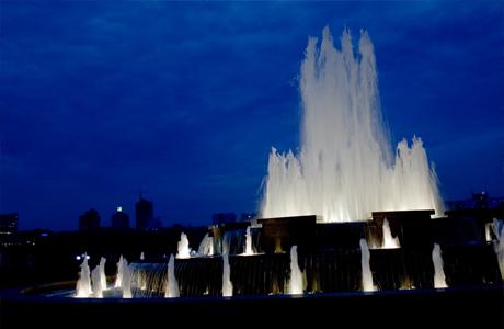 Парк Щербакова для фотосессии