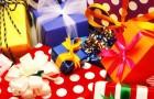 Подарки на свадьбу в Рождественские праздники