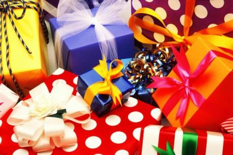 Свадебные подарки в Рождество