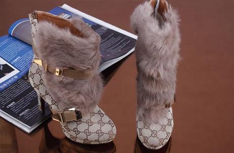 Сапожки от Gucci