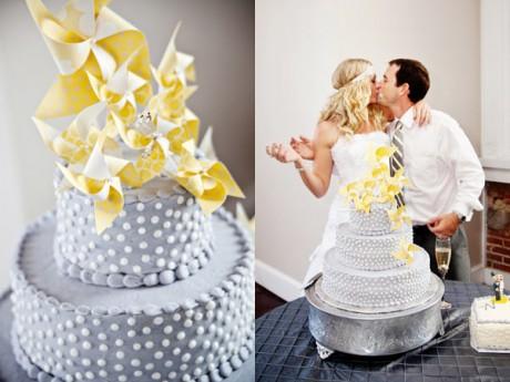 Свадьба в серебристом цвете