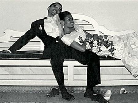 Свадьба Барака и Мишель Обамы