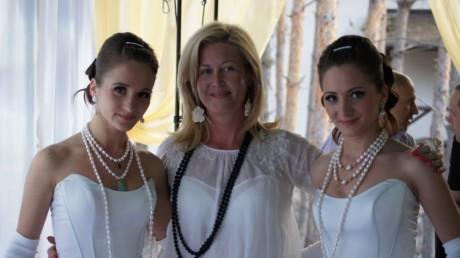 Необычные свадьбы: Свадьба близнецов