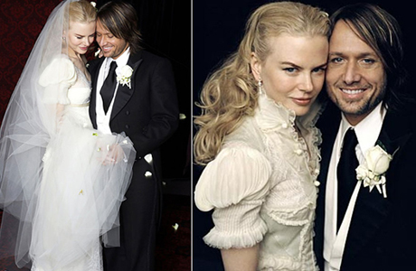 Свадьба Николь Кидман и Кейта Урбана