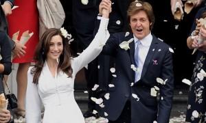Свадьба Пола и Нэнси