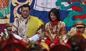 Свадьба самого молодого в мире короля