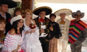 Свадьба в мексиканском стиле