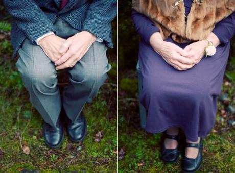 Свадьба в возрасте