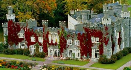 Свадьба в замке: Дэвид Бекхэм и Виктория Адамс