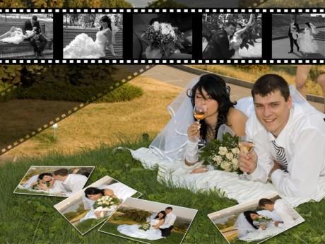 Свадебная книга вместо свадебного альбома