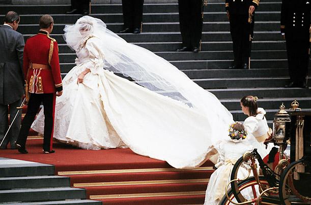 Платье дианы свадьба