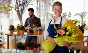 Свадебные флористы - творческие личности