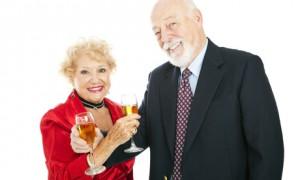 Свадебные поздравления от бабушки и дедушки