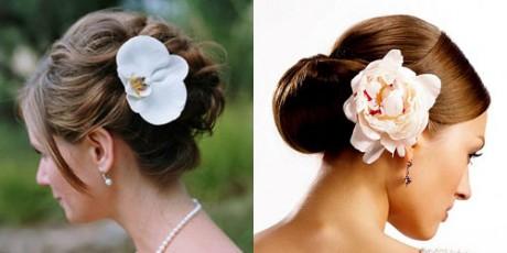 Модные свадебные прически 2012 - Nashasvadba.net | Свадебные прически