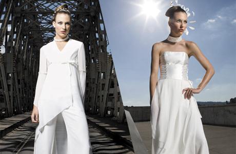 Свадебный костюм невесты