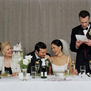 Свадебные тосты от брата