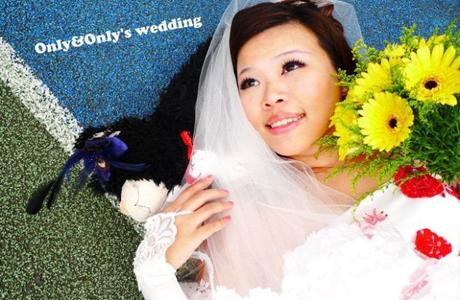 Тайванка Чен отметила брак с собой