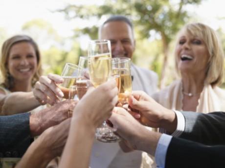 Тосты за жениха и невесту